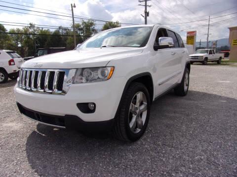 2013 Jeep Grand Cherokee for sale at RAY'S AUTO SALES INC in Jacksboro TN