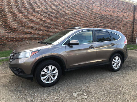 2012 Honda CR-V for sale at Jim's Hometown Auto Sales LLC in Byesville OH