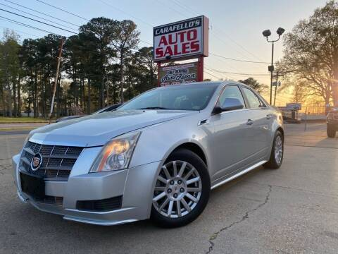 2011 Cadillac CTS for sale at Carafello's Auto Sales in Norfolk VA