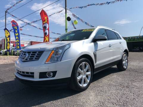 2013 Cadillac SRX for sale at 1st Quality Motors LLC in Gallup NM