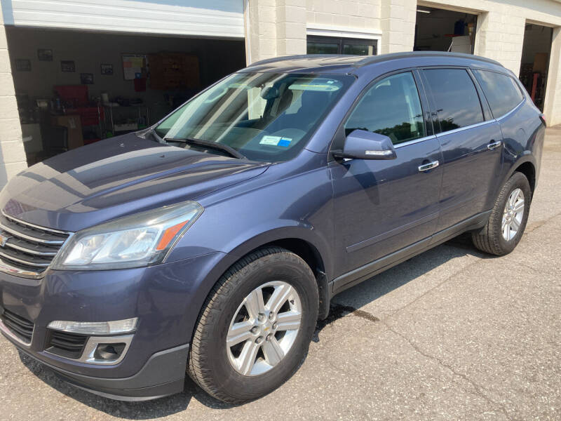 2014 Chevrolet Traverse for sale at Ogden Auto Sales LLC in Spencerport NY