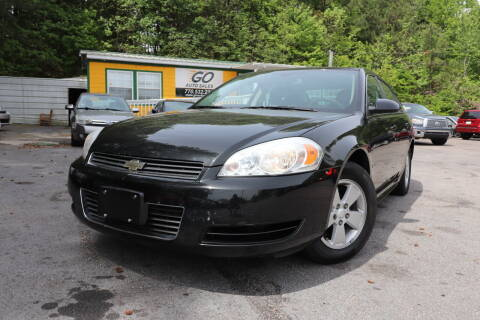 2009 Chevrolet Impala for sale at Go Auto Sales in Gainesville GA