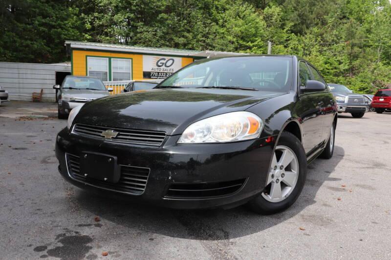 2009 Chevrolet Impala for sale at Go Auto Sales in Gainesville GA