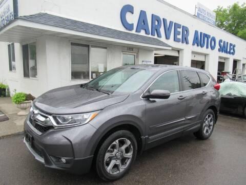 2019 Honda CR-V for sale at Carver Auto Sales in Saint Paul MN