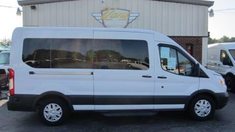2017 Ford Transit Passenger for sale at Vans Of Great Bridge in Chesapeake VA