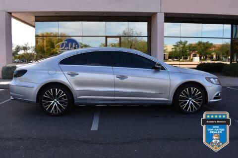 2014 Volkswagen CC for sale at GOLDIES MOTORS in Phoenix AZ