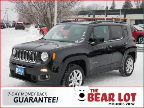 2017 Jeep Renegade for sale at Rydell Auto Outlet in Mounds View MN