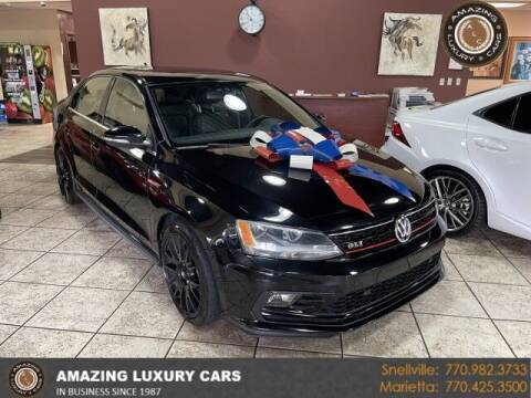 2016 Volkswagen Jetta for sale at Amazing Luxury Cars in Snellville GA