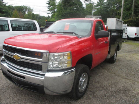 2008 Chevrolet Silverado 2500HD for sale at Auto Towne in Abington MA