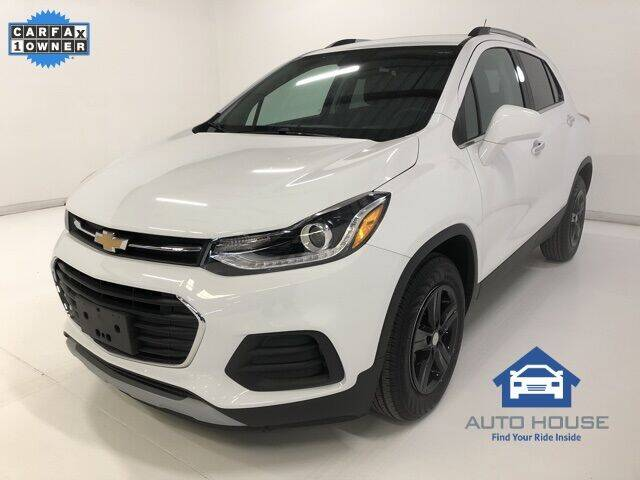 2019 Chevrolet Trax for sale at AUTO HOUSE PHOENIX in Peoria AZ