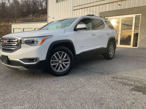 2017 GMC Acadia for sale at Bailey Brand in Clarksburg WV