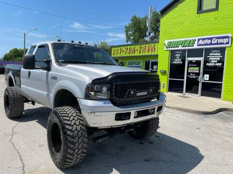 2006 Ford F-250 Super Duty for sale at Empire Auto Group in Indianapolis IN