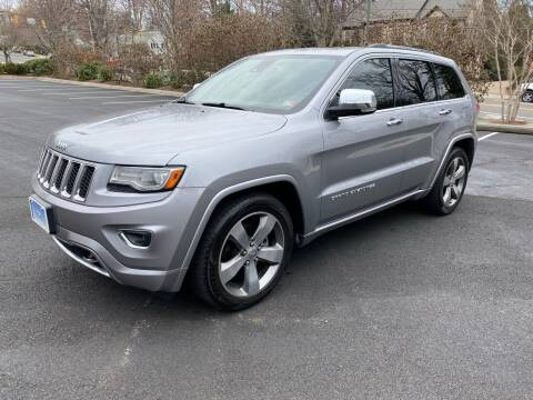 2014 Jeep Grand Cherokee for sale at Car World Inc in Arlington VA
