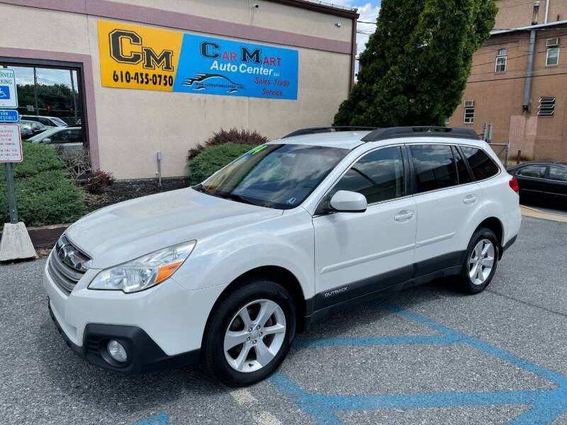 2014 Subaru Outback for sale at Car Mart Auto Center II, LLC in Allentown PA