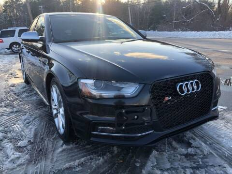 2013 Audi S4 for sale at Dracut's Car Connection in Methuen MA