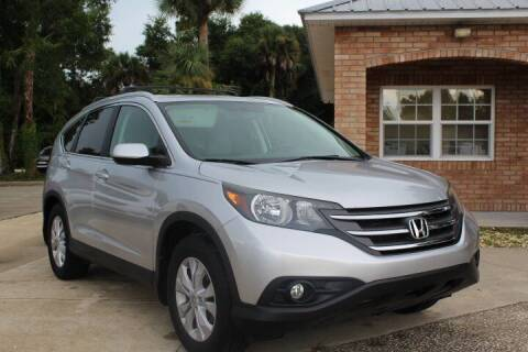 2013 Honda CR-V for sale at MITCHELL AUTO ACQUISITION INC. in Edgewater FL