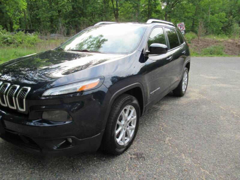 2014 Jeep Cherokee for sale at 4Auto Sales, Inc. in Fredericksburg VA