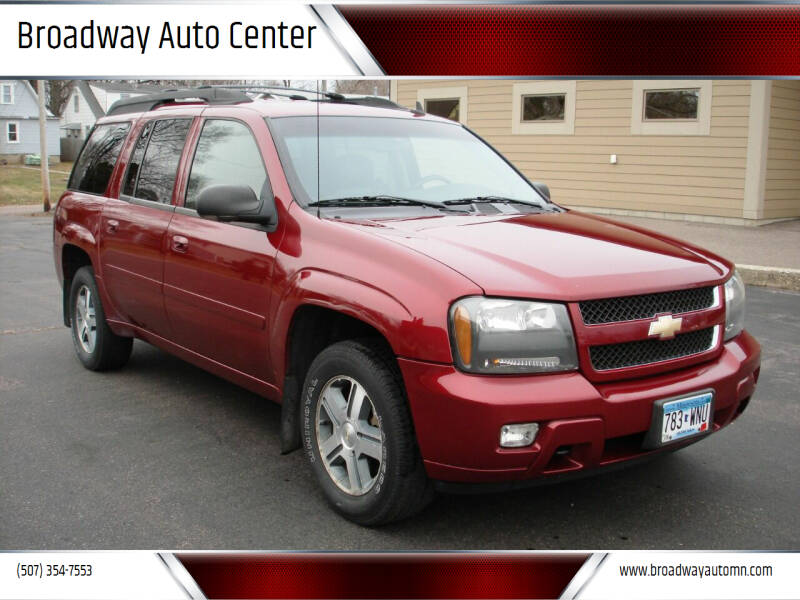 2006 Chevrolet TrailBlazer EXT for sale at Broadway Auto Center in New Ulm MN