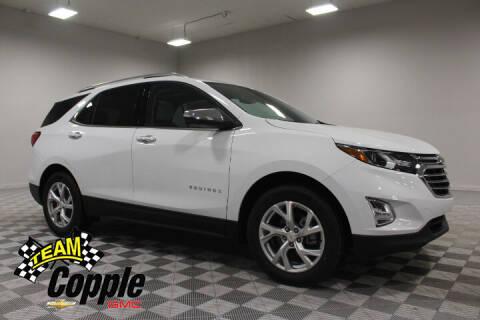 2021 Chevrolet Equinox for sale at Copple Chevrolet GMC Inc in Louisville NE