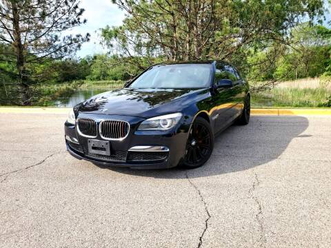 2012 BMW 7 Series for sale at Excalibur Auto Sales in Palatine IL