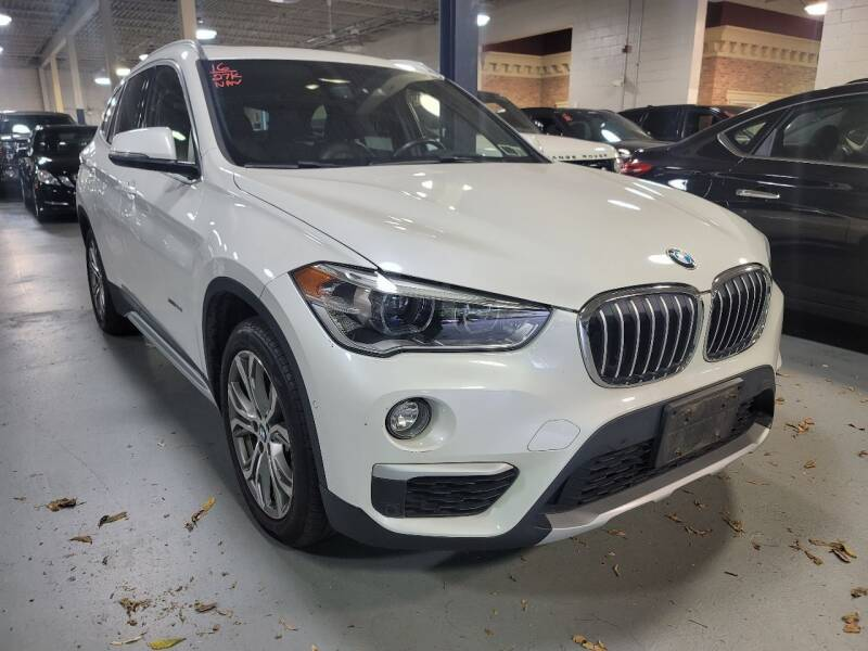 2016 BMW X1 for sale at AW Auto & Truck Wholesalers  Inc. in Hasbrouck Heights NJ
