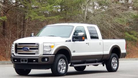 2015 Ford F-350 Super Duty for sale at United Auto Gallery in Suwanee GA