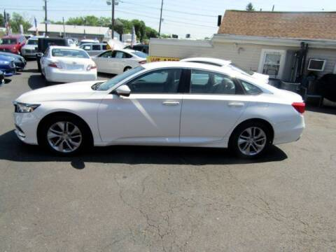 2018 Honda Accord for sale at American Auto Group Now in Maple Shade NJ
