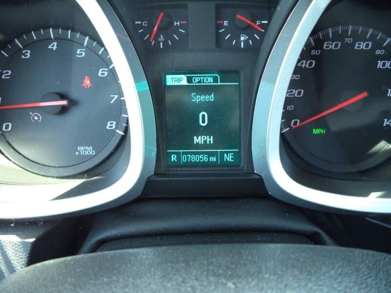 2015 Chevrolet Equinox AWD LT 4dr SUV w/1LT - Sioux City IA