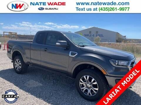 2019 Ford Ranger for sale at NATE WADE SUBARU in Salt Lake City UT
