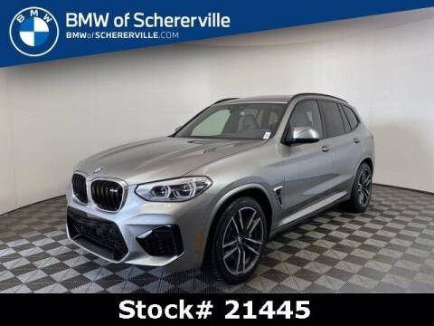 2021 BMW X3 M for sale at BMW of Schererville in Shererville IN