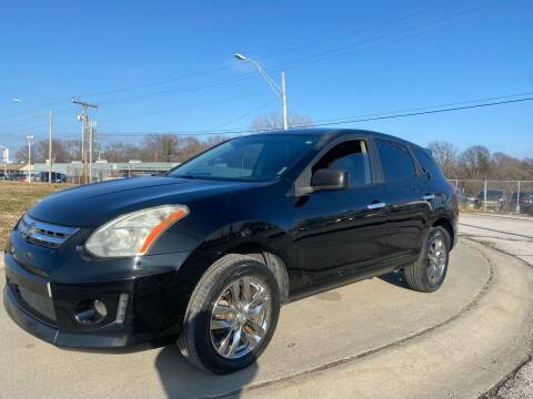 2010 Nissan Rogue for sale at Xtreme Auto Mart LLC in Kansas City MO