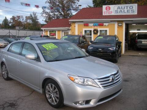 2011 Toyota Avalon for sale at One Stop Auto Sales in North Attleboro MA