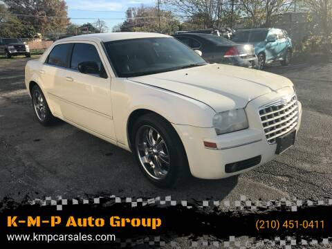 2007 Chrysler 300 for sale at K-M-P Auto Group in San Antonio TX