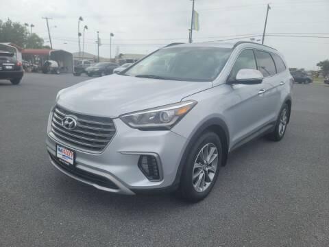 2017 Hyundai Santa Fe for sale at Mid Valley Motors in La Feria TX