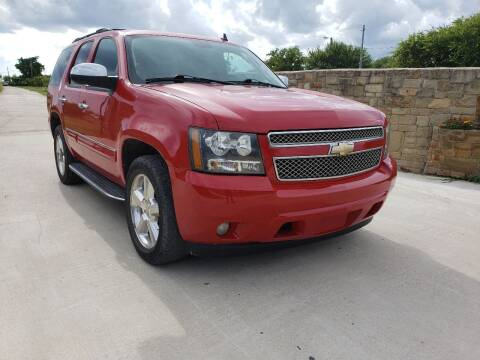 2010 Chevrolet Tahoe for sale at Hi-Tech Automotive - Congress in Austin TX