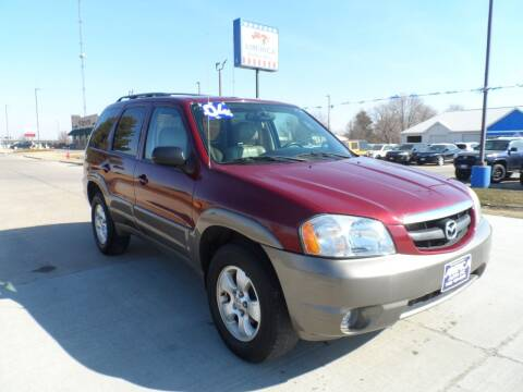 2004 Mazda Tribute for sale at America Auto Inc in South Sioux City NE
