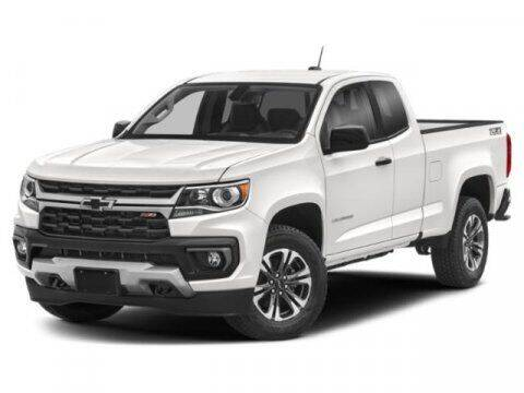 2022 Chevrolet Colorado for sale at Jimmys Car Deals at Feldman Chevrolet of Livonia in Livonia MI