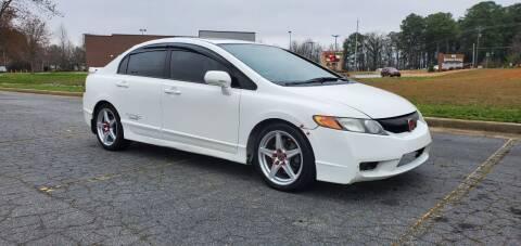 2008 Honda Civic for sale at CNC Auto Sales & CNC Auto Service in Lilburn GA