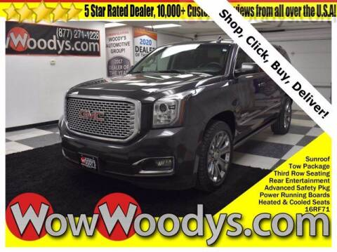 2016 GMC Yukon XL for sale at WOODY'S AUTOMOTIVE GROUP in Chillicothe MO