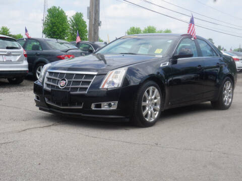 2008 Cadillac CTS for sale at Suburban Chevrolet of Ann Arbor in Ann Arbor MI