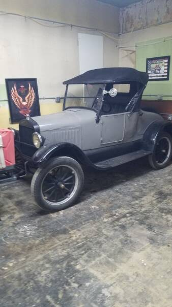 1926 Ford T for sale at KNAPP AUTO in Lost River  (Moore) ID