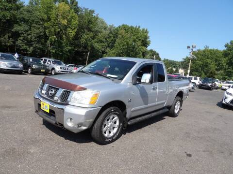 2004 Nissan Titan for sale at United Auto Land in Woodbury NJ
