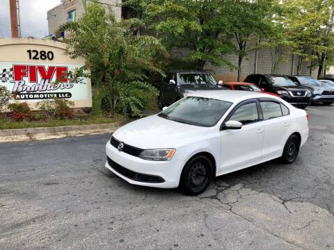 2014 Volkswagen Jetta for sale at Five Brothers Auto Sales in Roswell GA