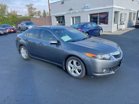 2010 Acura TSX for sale at Fairview Motors in West Allis WI