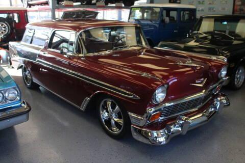 1956 Chevrolet Nomad for sale at Sabeti Motors in Tacoma WA