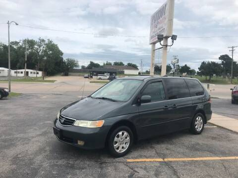 2003 Honda Odyssey for sale at Patriot Auto Sales in Lawton OK