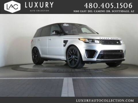 2017 Land Rover Range Rover Sport for sale at Luxury Auto Collection in Scottsdale AZ