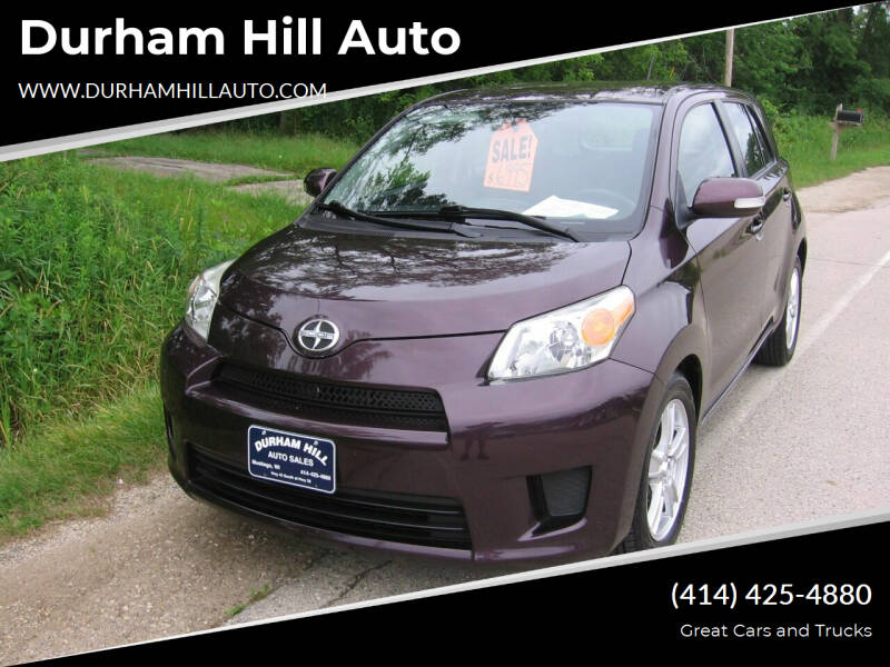 2010 Scion xD for sale at Durham Hill Auto in Muskego WI
