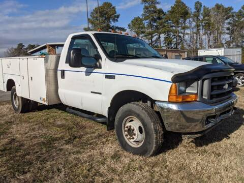 2001 Ford F-350 Super Duty for sale at Hal's Auto Sales in Suffolk VA
