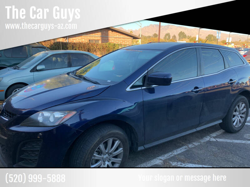 2011 Mazda CX-7 for sale at The Car Guys in Tucson AZ